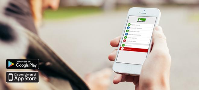 Descarga tu App Vespucio Sur  para teléfonos móviles